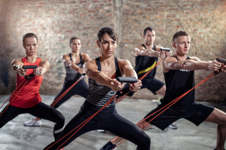 Resistance band exercises to strengthen your shoulders and back