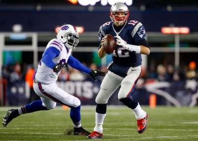 Tom Brady Vegan Muscle