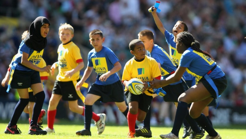 diversify sport and create an incluse environment