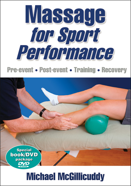 Massage for Sport Performance - sports massage book