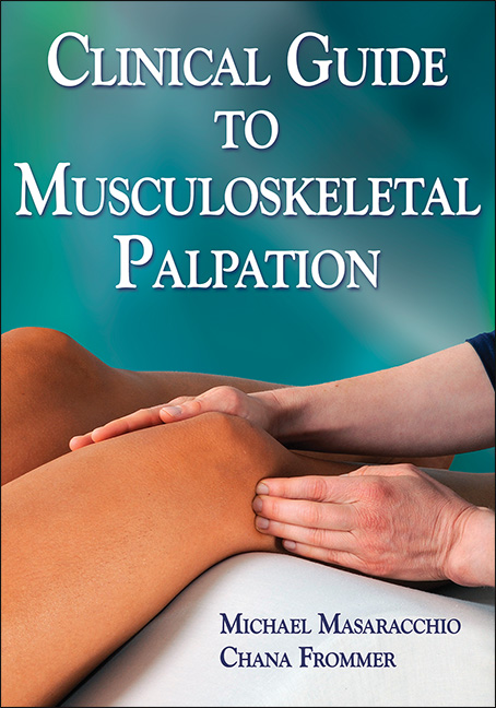 Clinical Guide to Musculoskeletal Pallpation - sports massage book