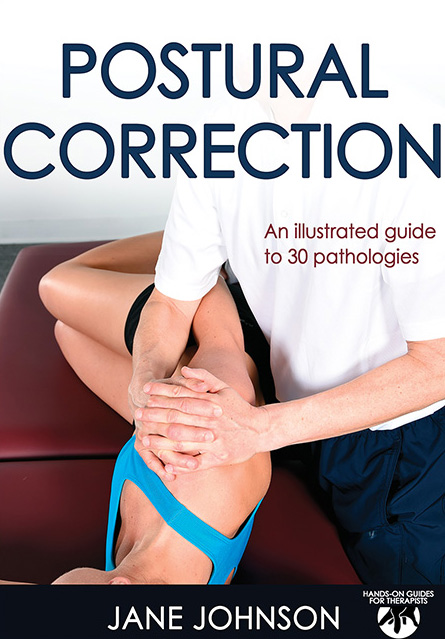 Postural Correction - sports massage book