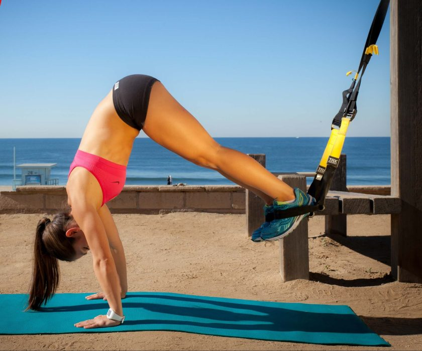 best fitness books for holiday - TRX