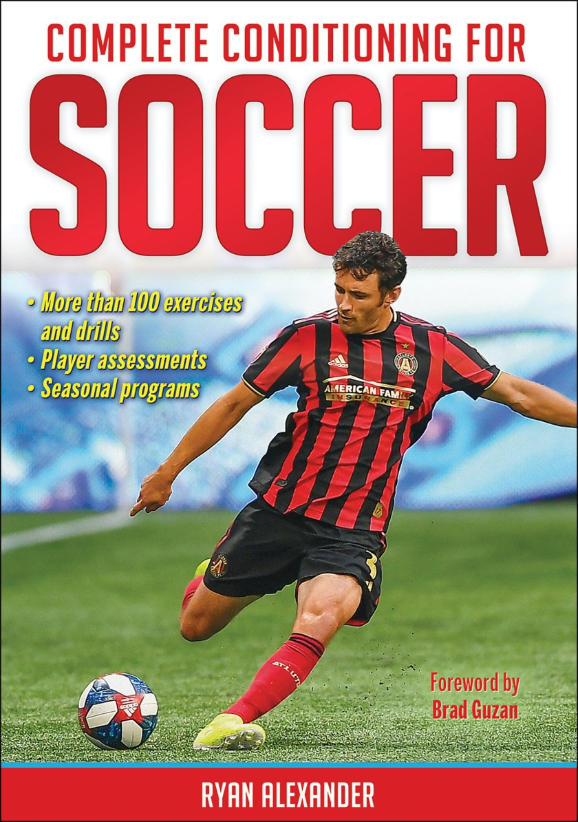 Complete Conditioning for Soccer book cover