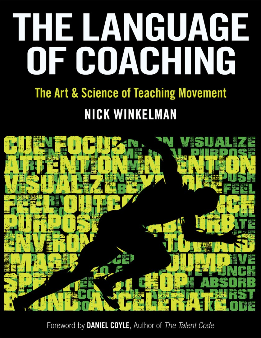 The Language of Coaching book cover