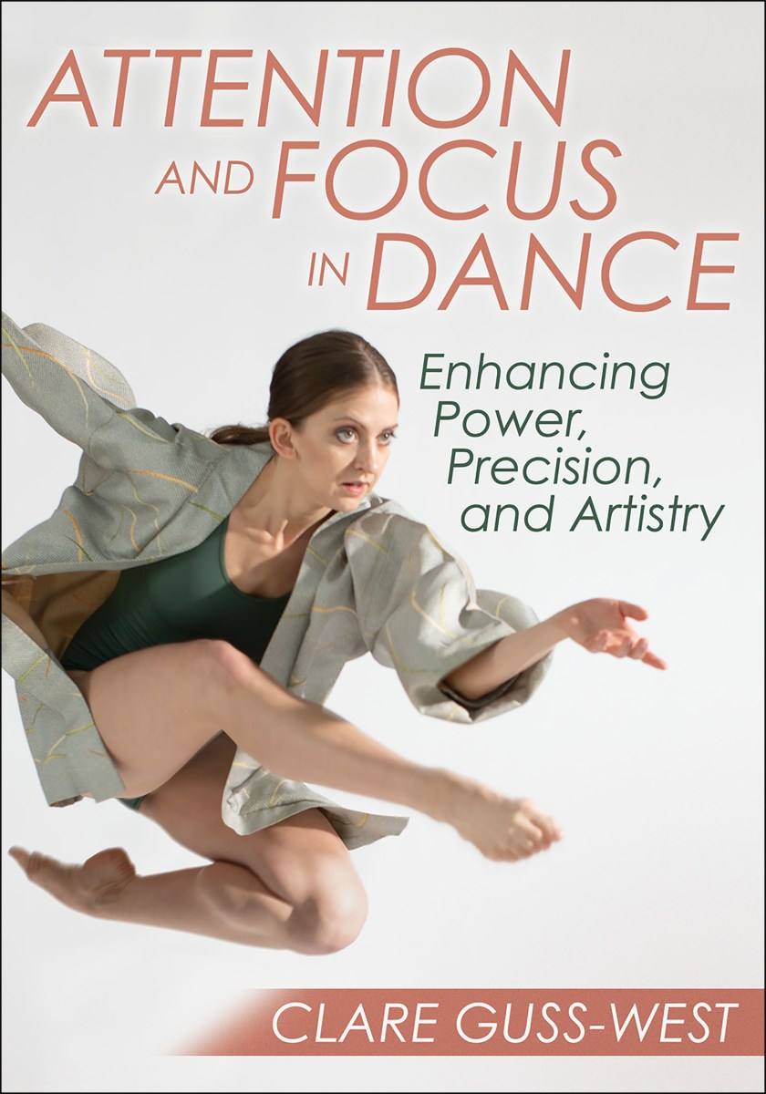 Attention and Focus in Dance book cover