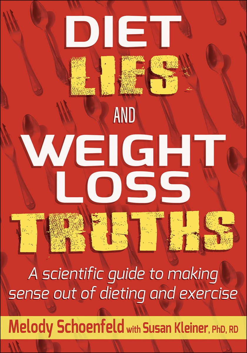 Diet Lies and Weight Loss Truths book cover