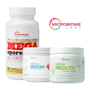 MegasporeBiotic, Megamucosa and MegaPreBiotic™
