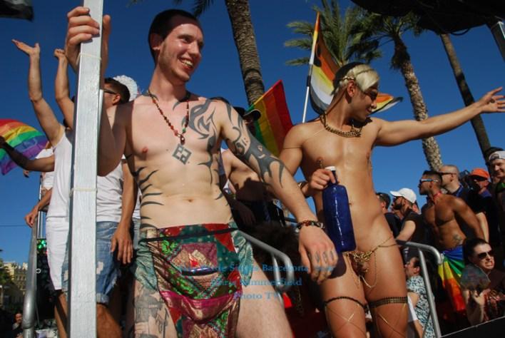 GHay Pride Sitges Barcelona 2016
