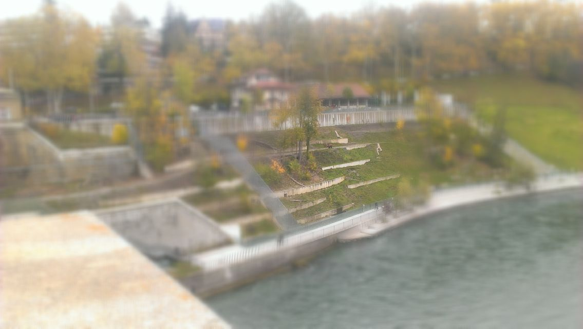 Tiltshift at Bärenpark by Martin Giger on EyeEm
