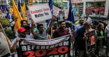 The Dueling Narratives of India's Kashmir Crackdown
