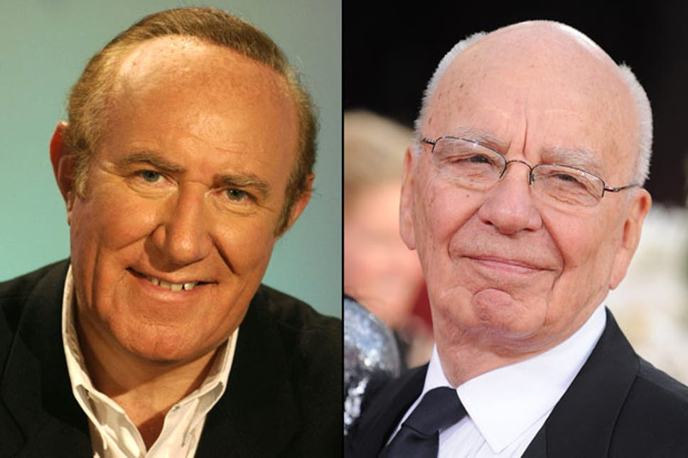 Murdoch and Andrew Neil