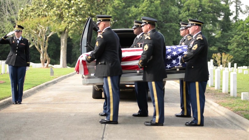 us military funeral