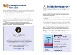 Totuusfoorumin ja väittelysanakirjan esittelyä