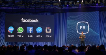 Facebook developers conference 2015.