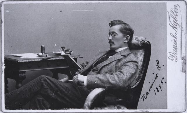 Kasimir Leino.