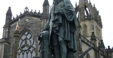 Adam Smithin patsas.