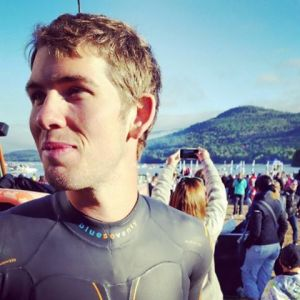 Jordan Monnink Wins Barrleman Triathlon