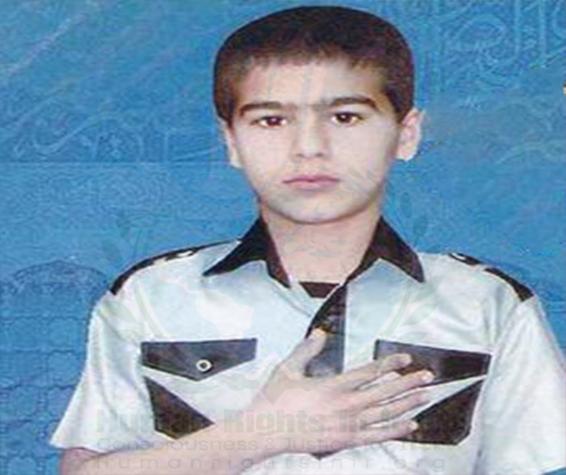 اعدام محمد کلهری