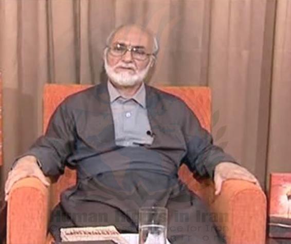 کاک حسن امینی حاکم شرع اهل سنت کردستان