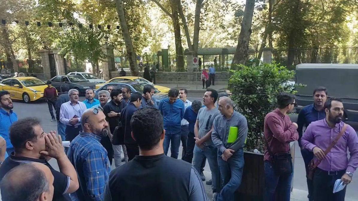 پیمانکاران شهرداری