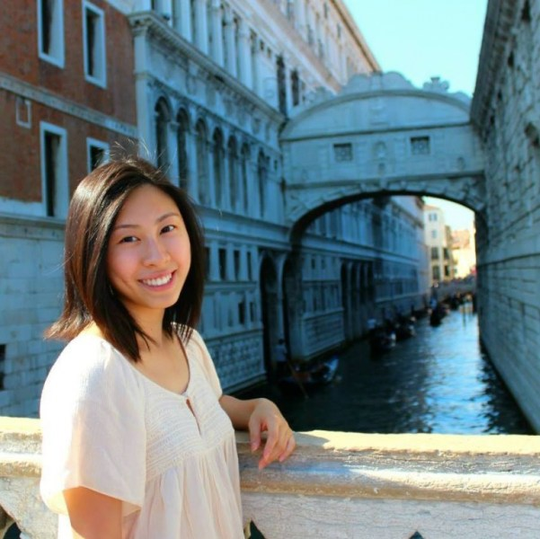 Melissa Leung is the winner of our Youth Essay Contest