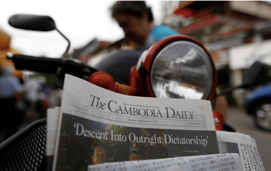 Cambodia's Crackdown: What happens when an autocrat shutters a newspaper