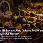 Where 518 Inmates Sleep in Space for 170, and Gangs Hold It Together