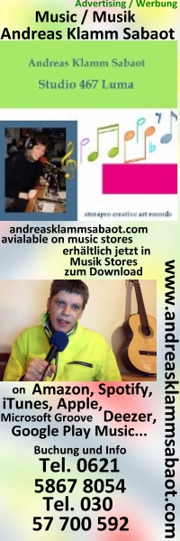 Studio 467 luma - Musik-Album von Andreas Klamm Sabaot