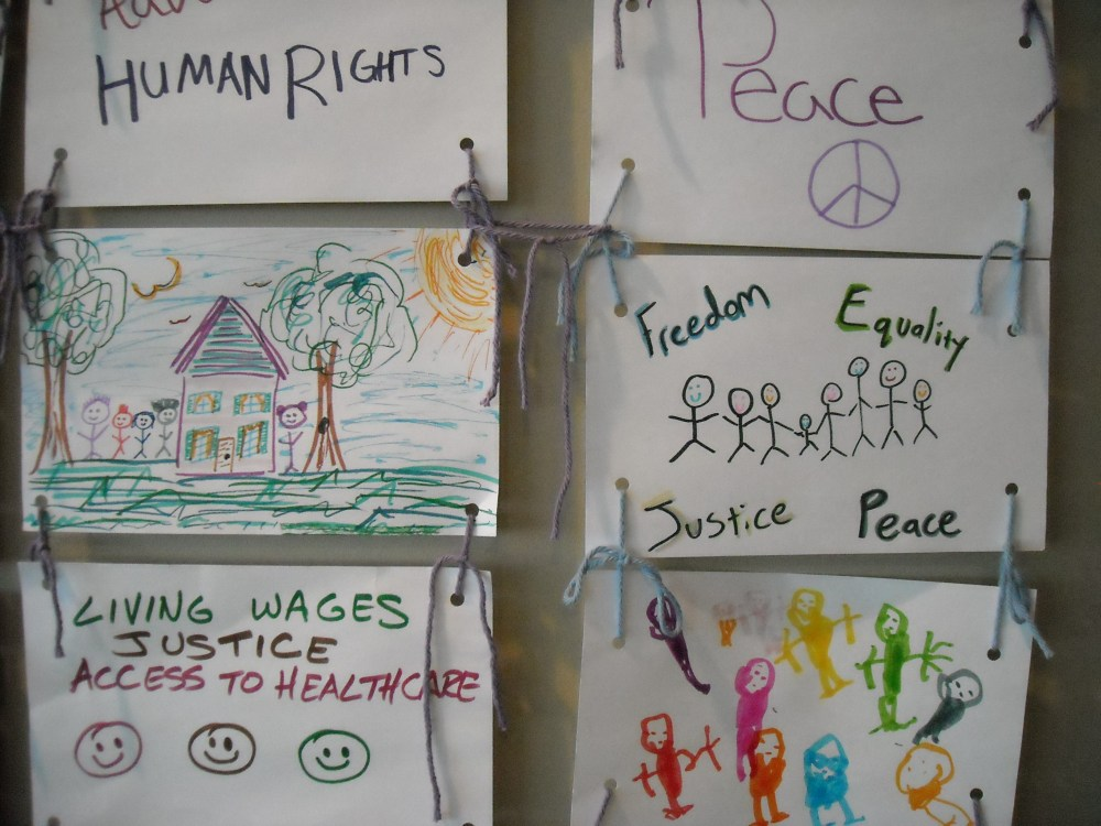 medium resolution of Human Rights Activities for Kids – The Human Rights Warrior