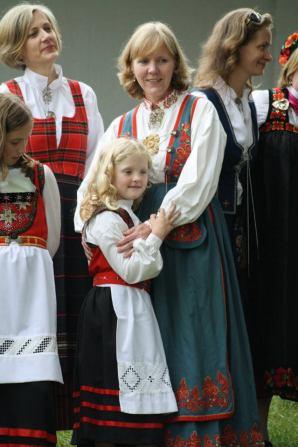 June: Celebrating the 50th anniversary of Skogfjorden Norwegian Language Village (Bemidji, Minnesota).