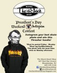 President's Day Weekend Instagram Contest
