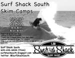 2012 Surf Shack South Skim Camp flyer