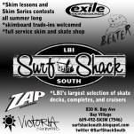 2012 Surf Shack South ad