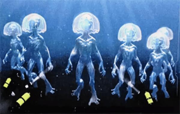 Lake Baikal Aliens