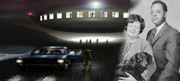 Betty & Barney Hill Abduction