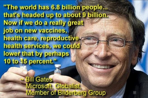 Bill Gates Depopulation