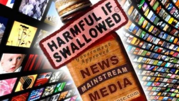 Mainstream Media Traitors Lies Cia Mind Control Manipulation