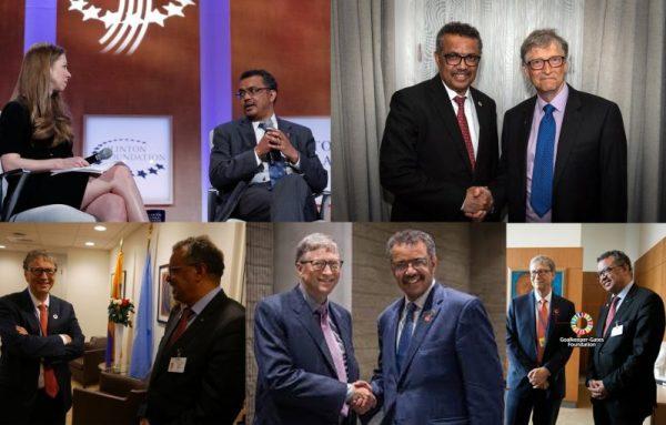 Tedros Adhanom Ghebreyesus Bill Gates