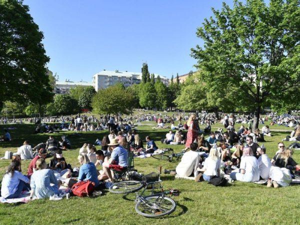 Sweden No Lockdown Summer