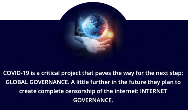 Global reset - internet governance