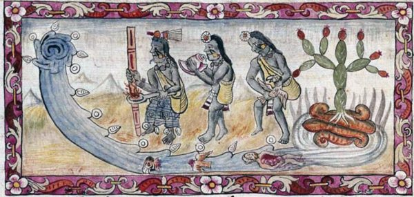 The Story Of The Great Flood According To The Ancient Aztecs