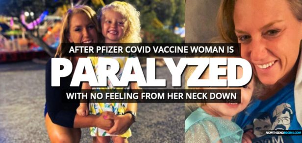 fake news media all but silent after multiple people paralyzed after receiving pfizer shot