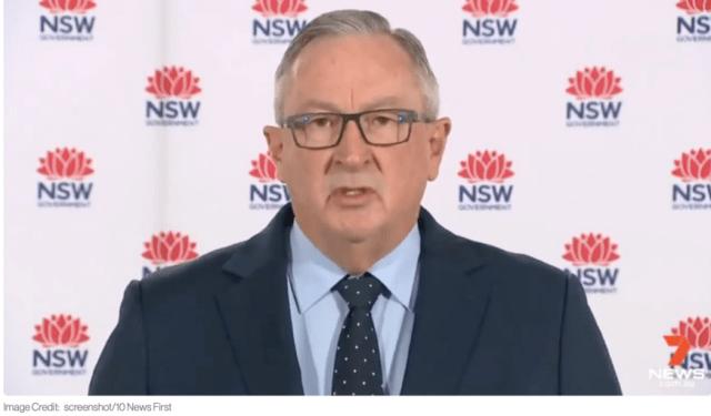 australia health minister
