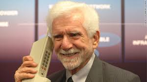 Mary Cooper - Mobile Phone Inventor