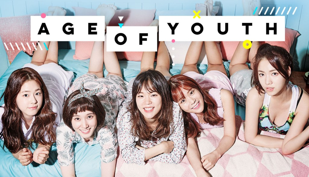 Age of Youth movie