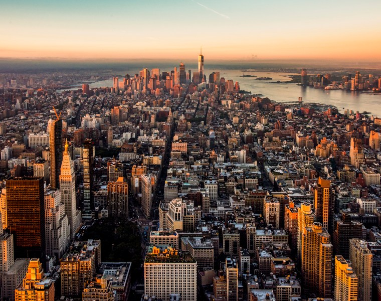 A nice view of NYC