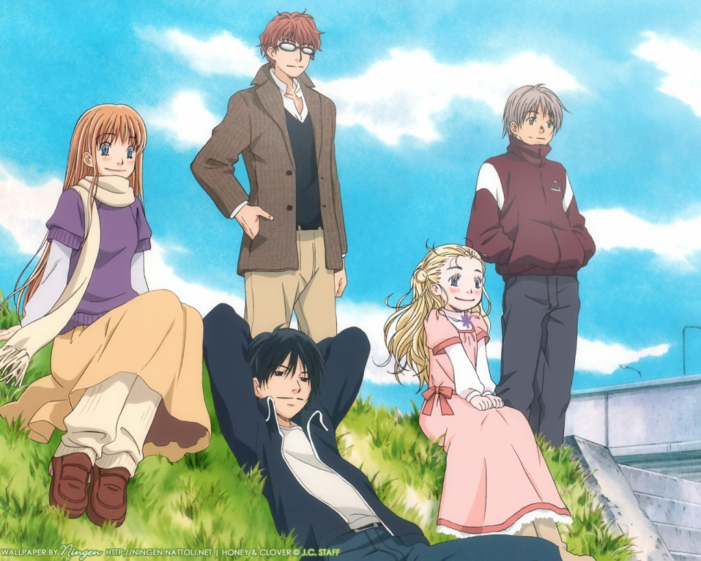 Honey and Clover movie