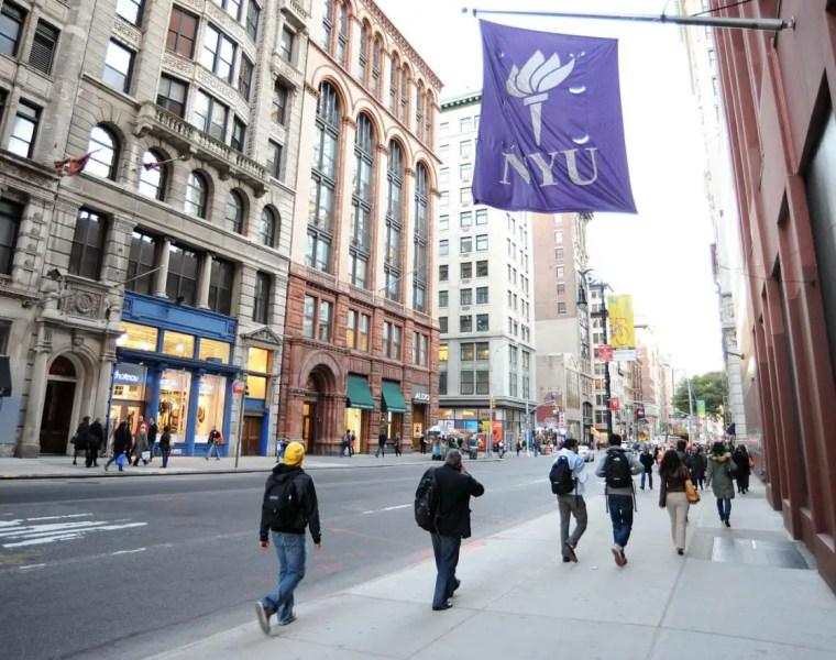 NYU Street
