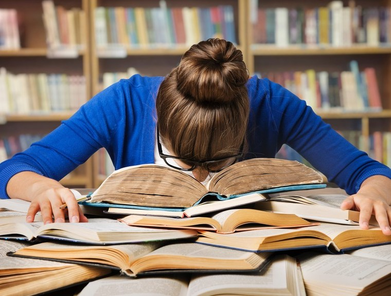 Studying student stress